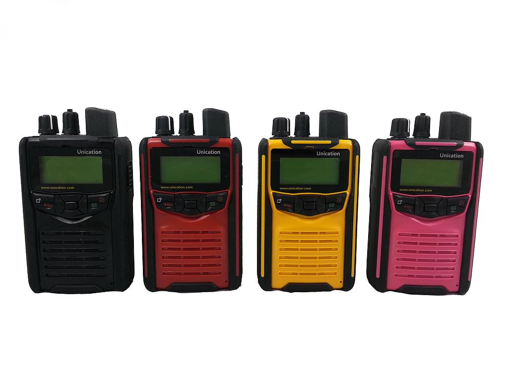 Unication G1 Voice Pager Family
