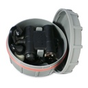 Silynx CPRO-B-00 Clarus Pro Headset Case