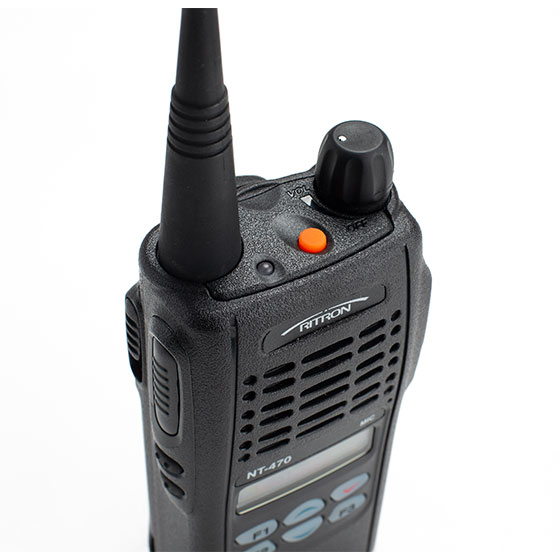 Ritron NT-152M License-Free MURS Analog 20 Channel 2-Way Radio