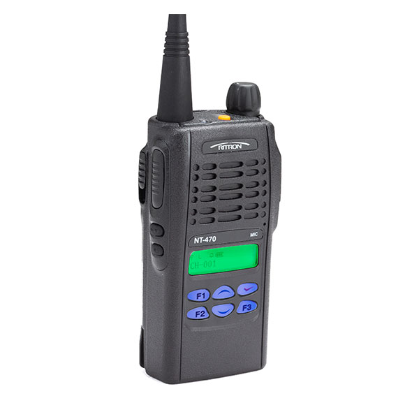 Ritron NT-152M License-Free MURS 20 Channel 2-Way Radio