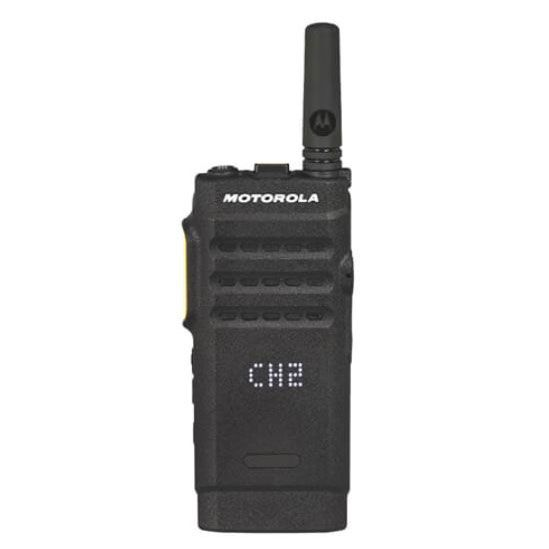 Motorola AAH88JCP9JA2AN SL300 VHF 99 Channel, Display Radio