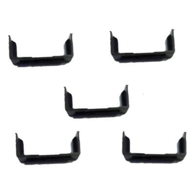 Motorola 1589451G01 Spacer Clips for CP200 Charger - 5 Pack