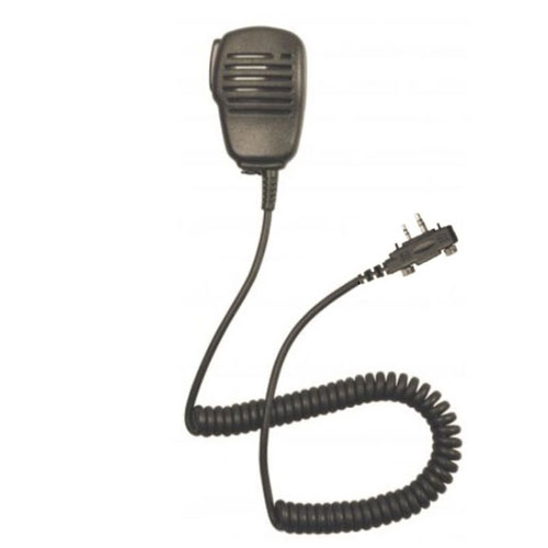 Magnum 3RSM-S3 Lightweight Remote Speaker Mic, 3.5mm - Icom