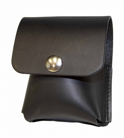 Boston Leather 4285-1 Narcan Holder with Snap Closure, Loop Back