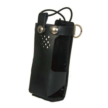Boston Leather 5611RC15-1 Radio Holder - Motorola APX 6000/8000