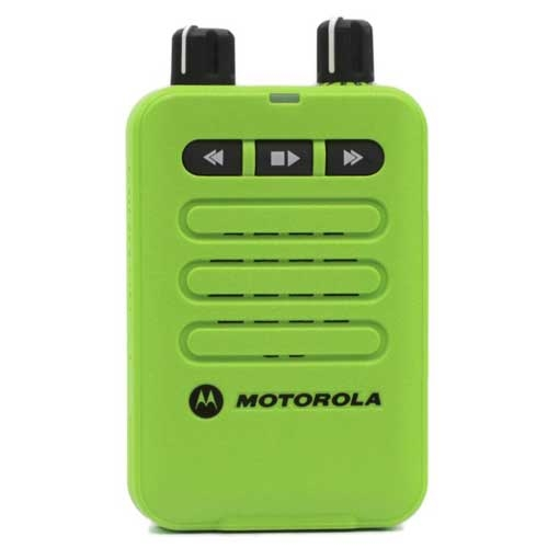 Motorola Minitor VI A03JAC8JA2AN-GR VHF One Channel - Green