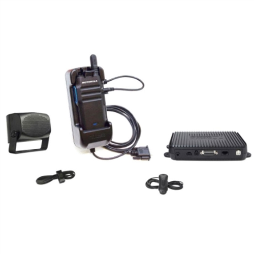 AdvanceTec AT6749A Hands Free Vehicle Kit - TLK 100