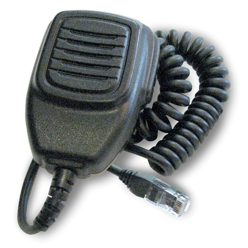 AdvanceTec AT8428A Palm Microphone, Coiled Cord - Car Kits