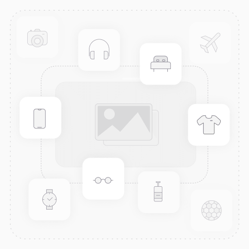 Federal Signal MPS300U-R MicroPulse Ultra 3-LED Lighthead - Red