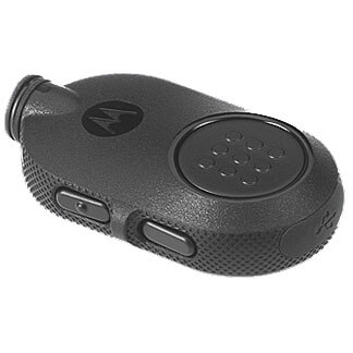 Motorola NTN2571 Mission-Critical Wireless Push-to-Talk Pod - APX, XTS