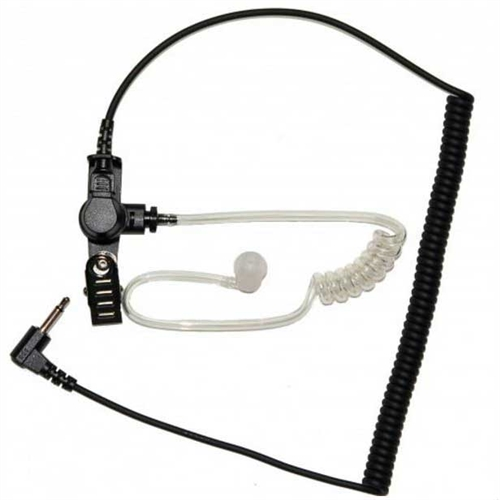 Magnum RXO-AT12-3.5 Receive-Only Acoustic Tube Earpiece, 12 in, 3.5mm