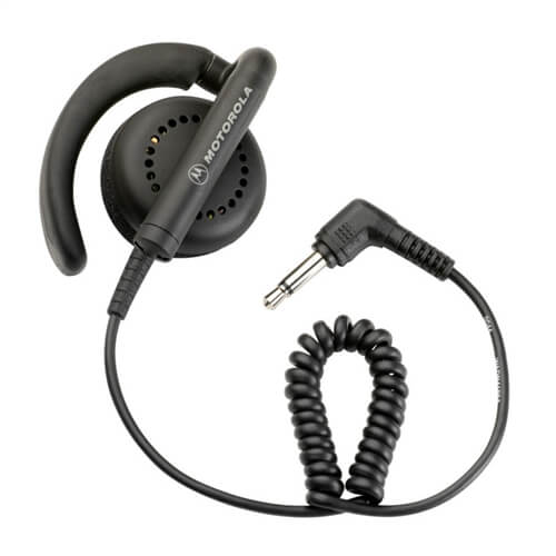 Motorola WADN4190 3.5mm Receive-only Earpiece for Remote Speaker Mic