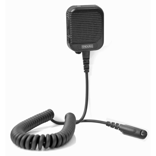 Endura IP68 Speaker-Mic, Emergency, 3.5mm - Tait TP9400, TP8100