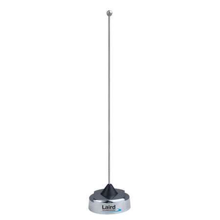 Laird QW450 450-470 MHz, Unity 1/4 Wave Mobile Antenna, 6""
