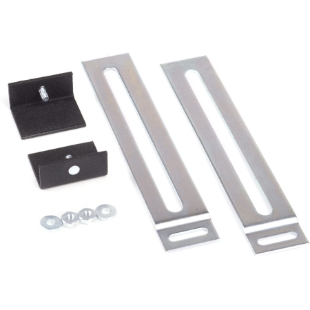Gamber Johnson 7140-0370 Faceplate, 2 Piece Brackets - TLK 150, CM200d