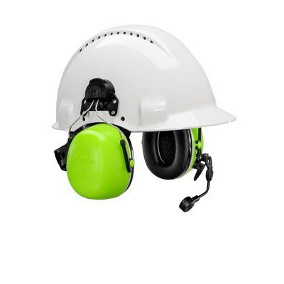 3M Peltor MT73H450P3E-77 GB CH-5 29dB NRR Hardhat Headset