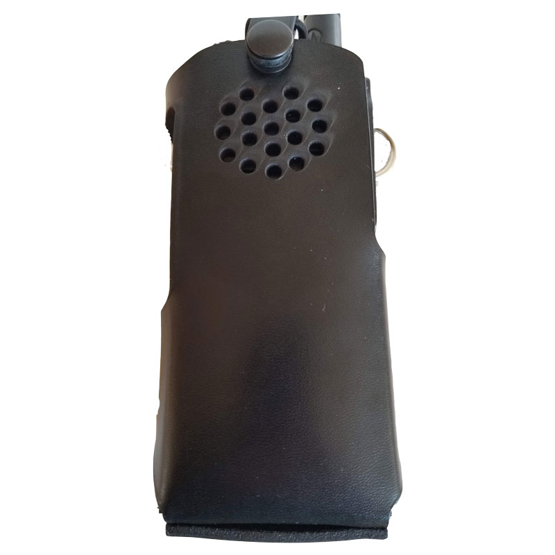 Boston Leather 5709RCNW-1 Radio Holder - Motorola XPR 7350