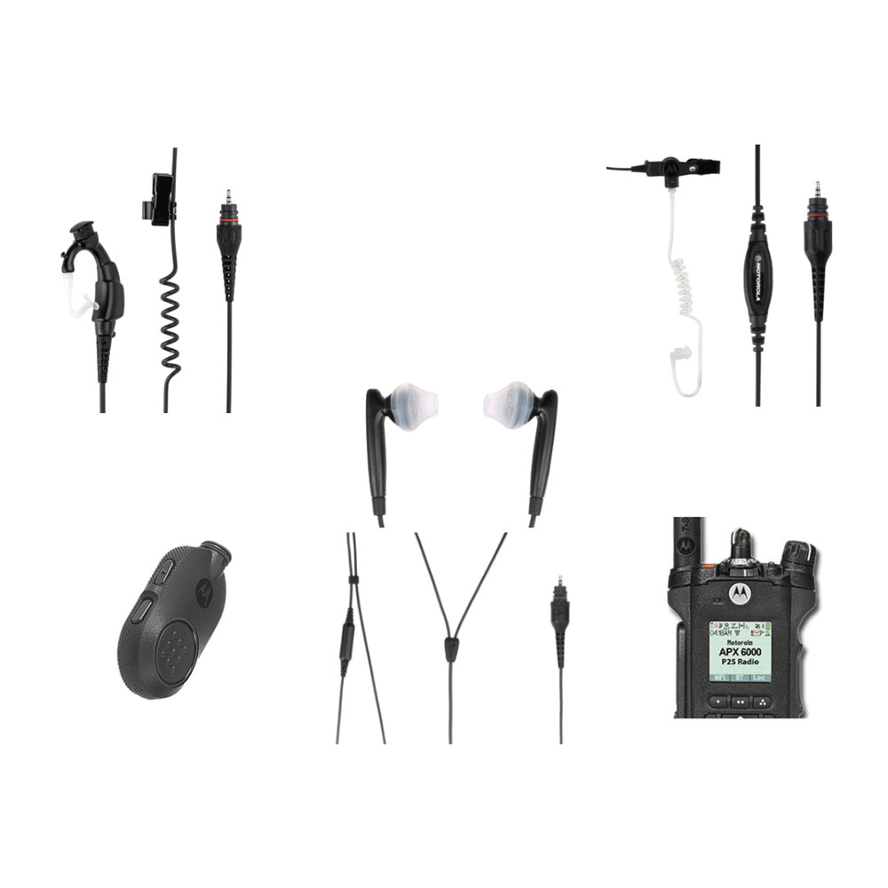 Motorola MCW23 NTN2571 Wireless Promo Kit - APX, SRX
