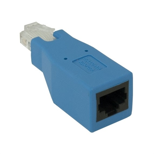 [170662-000] Cradlepoint 170662-000 Rollover Adapter for RJ45 Ethernet Cable M/F