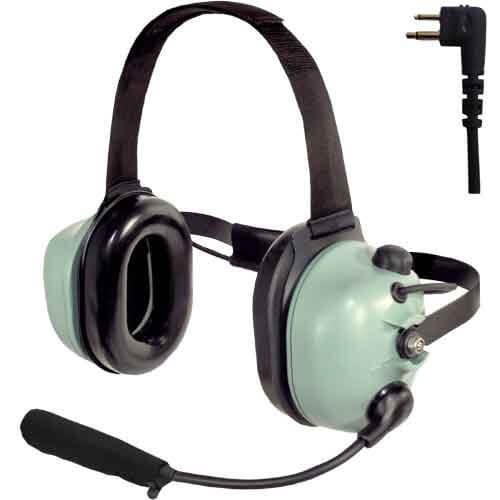 [40416G-08] David Clark H6240-07 Radio-Direct Headset - Motorola CP200d