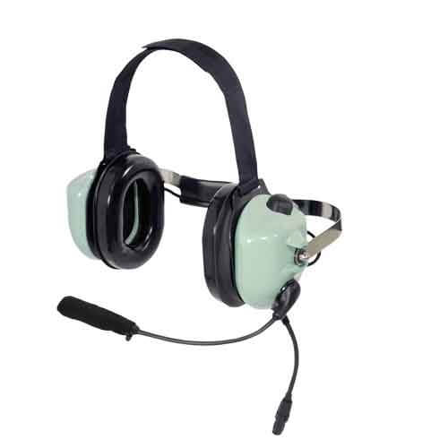 [40416G-58] David Clark H6740-M Radio-Direct Behind-the-Head IS Headset - Modular