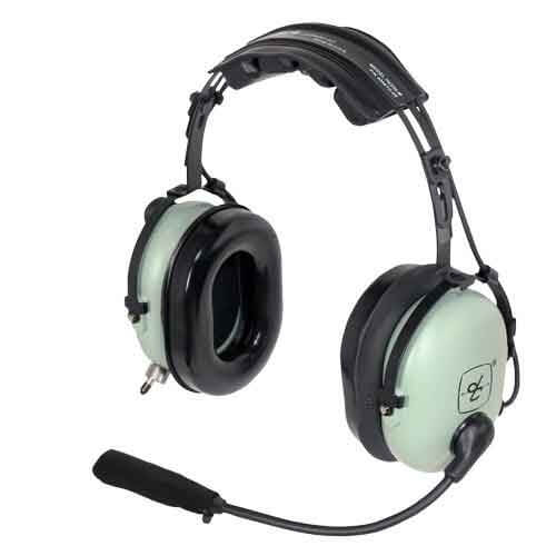 [40461G-05] David Clark 40461G-05 H6230-M Radio-Direct Over-the-Head Headset - Modular