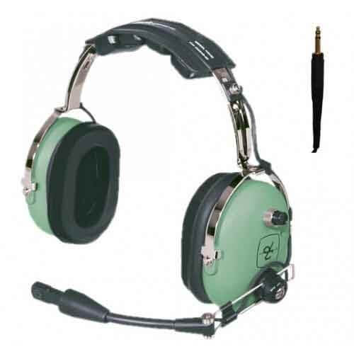 [40524G-02] David Clark 40524G-02 H3432 Over-the-Head Style Headset