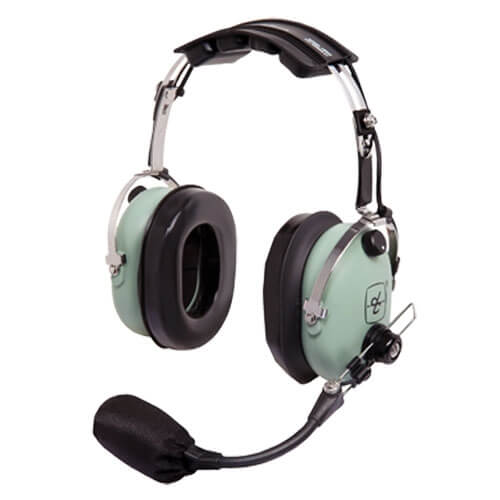 [40990G-01] David Clark H9930 Wireless Over-the-Head, Dual Ear Headset