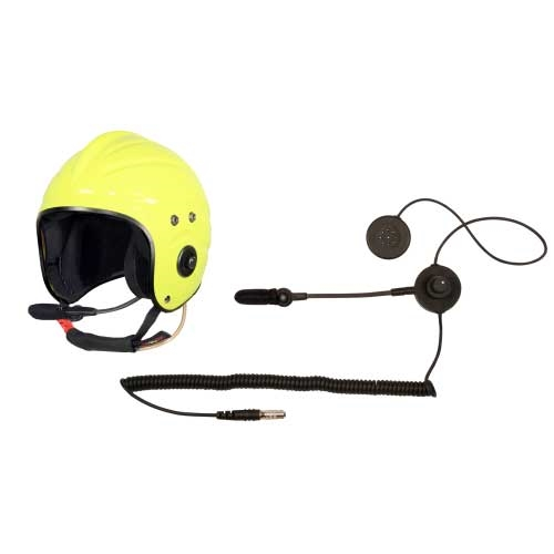 [41096G-03] David Clark 41096G-03 H9185 Gecko Helmet Headset Kit