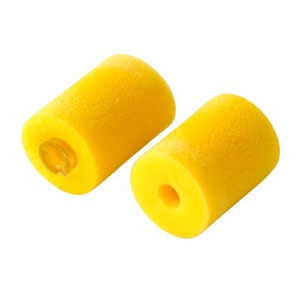 [420-2097-50] 3M Peltor 420-2097-50 Replacement Yellow 31dB NRR Ear Tips - 50 Pairs
