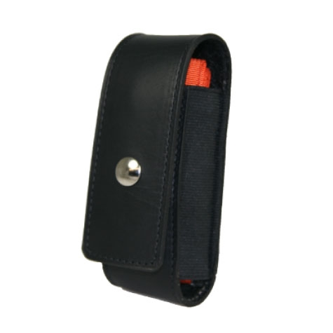 [4280C-1] Boston Leather 4280C-1 Tourniquet Holder with Clip Back