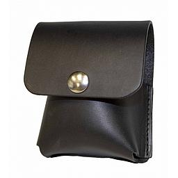 [4285C-1] Boston Leather 4285C-1 Narcan Holder - Snap Closure, Clip Back