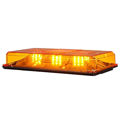 [454100HL-02] Federal Signal 454100HL-02 Amber Highlighter LED Lightbar