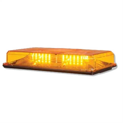 [454201HL-02] Federal Signal 454201HL-02 Amber Highlighter Plus LED Lightbar