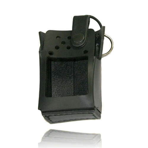 [5408RC] Boston Leather 5408RC Radio Holder - ICOM F-50, F-60