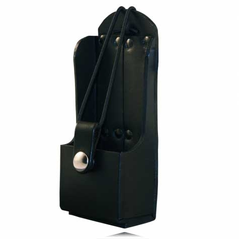 [5473-1] Boston Leather 5473-1 Radio Case - Motorola HT750, 1250