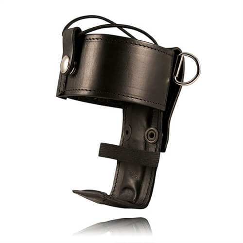 [5487RC-1] Boston Leather 5487RC-1 Universal 5 Inch Radio Holder