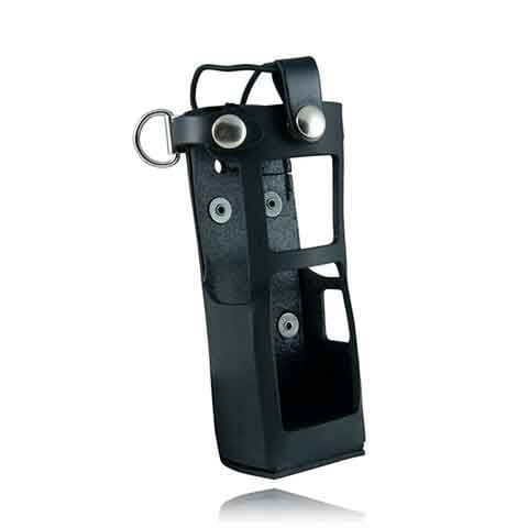 [5613RC-1] Boston Leather 5613RC-1 Radio Holder - APX 7000