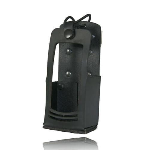 [5617RC] Boston Leather 5617RC Radio Holder - XPR 6550