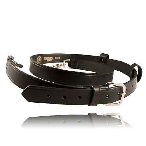 [6543XL-1] Boston Leather 6543XL-1 Firefighter Radio Strap - Extra Large