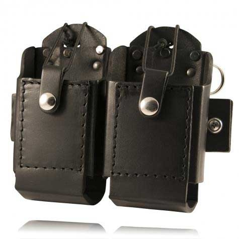 [9135] Boston Leather 9135 Case Tether for Carrying Two Radios