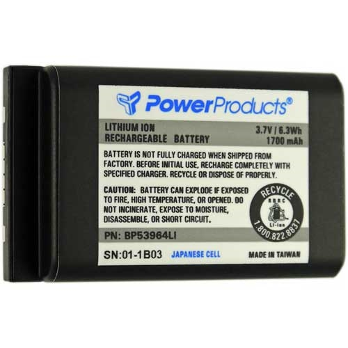 [BP53964LI] Power Products BP53964LI High Capacity Battery - DTR 410, 550, 650