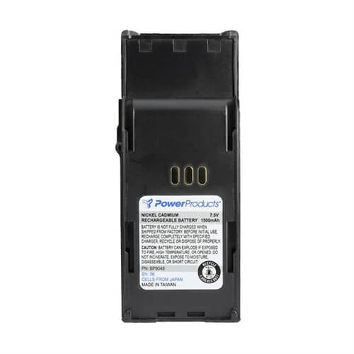 [BP9049-1] Power Products BP9049 1200 mAh NiCD P1225 Battery