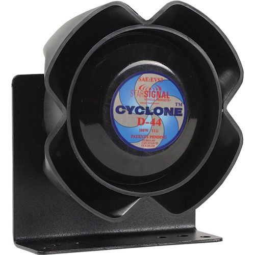 [D-44-16] Star SVP D-44-16 Cyclone 100 Watt Speaker, Universal L Bracket