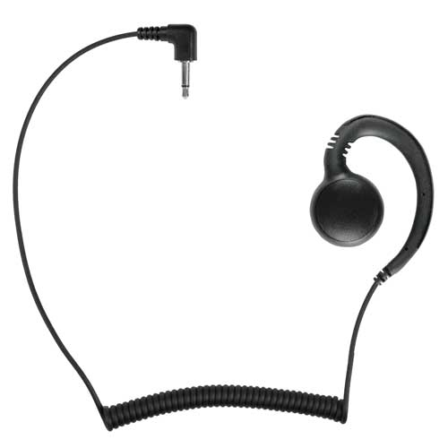 [EH-GH89SC] Pryme EH-GH89SC Swivel Earpiece G Hook, 20 inch, 3.5mm