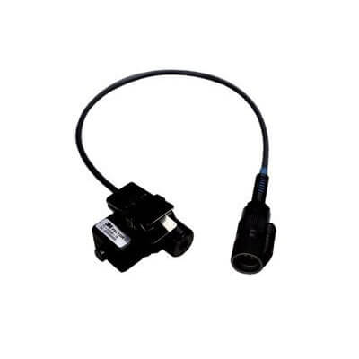 [FL-U-94A-19] 3M Peltor FL-U/94A-19 Push-To-Talk Adapter 6 Pin MIL-C-55116
