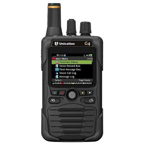 [GS442RE-SXXXEN] Unication G4 GS442RE-SXXXEN 700/800 MHz P25 Voice Pager