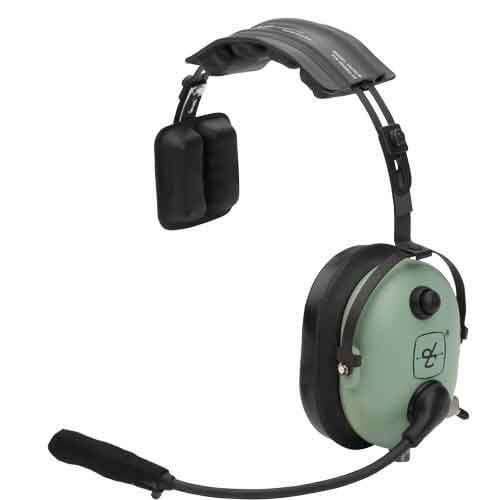 [40428G-05] David Clark 40428G-05 H6290-M Radio-Direct Single Ear Headset - Modular