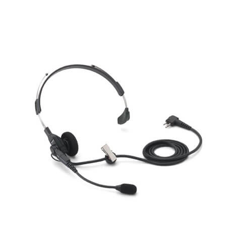 [HMN9013] Motorola HMN9013 Lightweight Single Ear Headset, Swivel Boom Mic