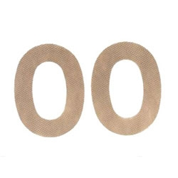 [HY100A] 3M Peltor HY100A Clean Hygiene Headset Pads - 100 Pairs